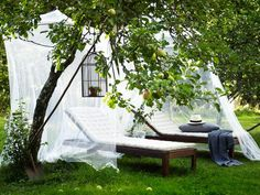 Go Glamping: Throw a Luxury Camping Party at Home : Decorating : Home & Garden Television