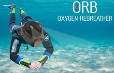ORB Helmet Could Redefine Scuba Diving  ... see more at InventorSpot.com