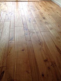 Eiken vloer matte olie, hoeken rondgezaagd , wisselende breedtes# Oldhuys vloeren