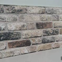 Wall Panel - Brick Effect Luxury Wall Decor Polystyrene - 3d Panels, Ceiling Panels, Modern Wall Paneling, Outdoor Areas, Bricks, Home And Garden, Wall Decor, Interior Design, Luxury Decor