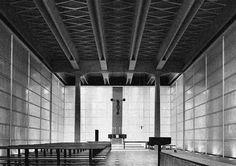 Karl Moser, Church