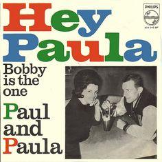 Hey, hey Paula, I wanna marry you Hey, hey Paula, no one else could ever do I've waited so long for school to be through Paula, I can't wait no more for you My love, my love