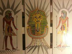 Mısır Firavunlari tablosu