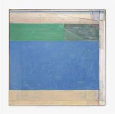 Richard Diebenkorn (1922-1993) | Ocean Park #92 | Post-War & Contemporary Art Auction | 20th Century, Paintings | Christie's