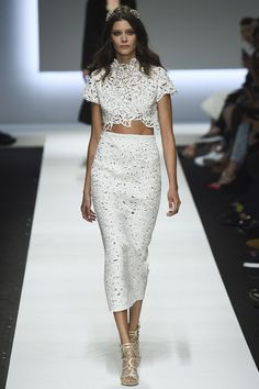 See the Ermanno Scervino spring/summer 2016 collection. Click through for full gallery at vogue.co.uk