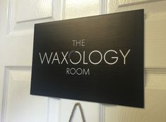 We review Waxology waxing salon in Newcastle!