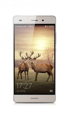 Huawei P8 Lite Dual SIM, zlatý