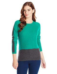 Sofie Women's 100% Cashmere Cowl Neck Sweater - http://www ...