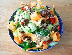 Baharatlı Kaju salata sosu tarifi