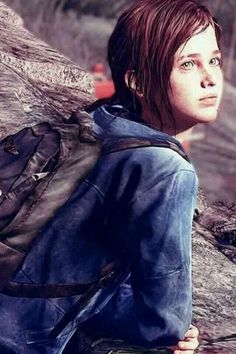 The last of us Joel And Ellie, The Last Of Us, Edge Of The Universe, Horror Video Games, Girls Ask, Ps4 Games, Life Is Strange, Film Serie, Video Game Art