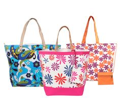 Colorful hand bags for teenage girls