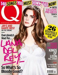 prom queen. Lana.