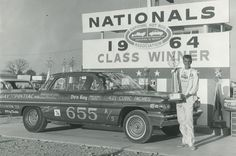 NHRA's Fastest Stock Cars From The 60's and 70's | Blog - MCG Social™ | MyClassicGarage™
