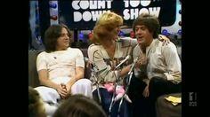 Countdown (Australia)- Molly Meldrum, JPY & Renee Geyer Introduce Ted Mulry Gang- April 3, 1977 - YouTube