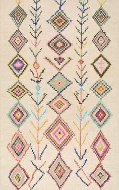 Hand Tufted Belini area rug