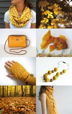 #fall #fashion #mustard