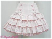 Angelic Pretty - Skirt - Candy Girl Skirt