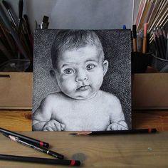 Хороший такой карапузик❤  _____________________________________    #графика #графическиематериалы #карандаш #рисуноккарандашом #графическийрисунок #малыш #маленькиймальчик #любовь #ребенок #детскийпортрет #детский #карапуз #младенец #портретпофото #рисунокмальчика #graphics #artist #pensil #pensildrawing #drawing #creativity #instaart #illustration #drawingpensil #scetches #littleboy #baby #art_works #scetch