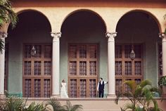 Vizcaya in Miami - a 100 year old estate with ancient spanish monastery