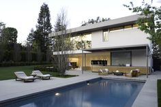 Brentwood Residence by Belzberg Architects - CAANdesign