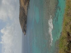 Hanauma Bay. Oahu, Hawaii