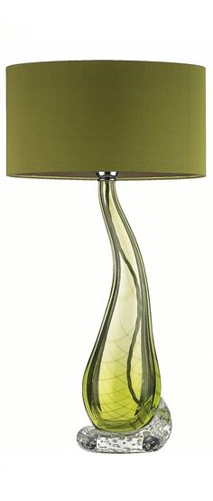 42 Best Lime Green Lamps Images Green Table Lamp Contemporary