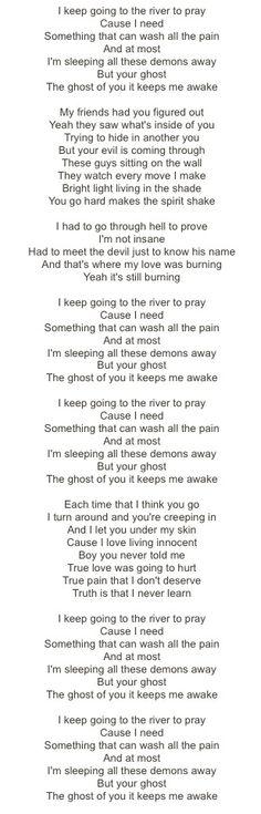 Ella Henderson- Ghost