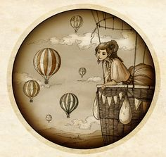 Balloons by ~MO-ffie on deviantART
