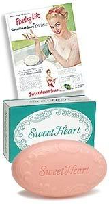Sweet Heart Soap - Oh, I loved this soap! It smelled so good and looked so pretty. I wish they still made it!
