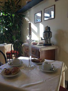 Angolo coffè break presso Hotel Minerva*** Pisa