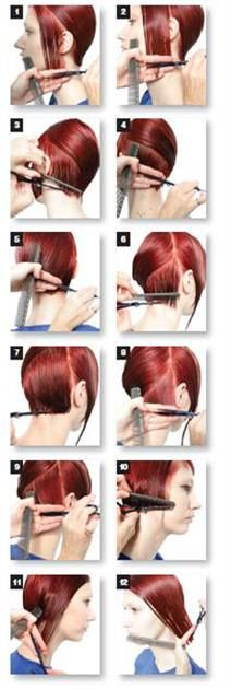 How To: Sanrizz Artistic Team's Fusion Cutting Step by Step - Career - Modern Salon