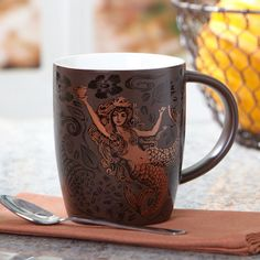 WANT. I NEED! My mug collection, already have two Starbucks mugs, mermaid edition, third times the charm right? Ha!