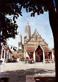 part of Wat Mahathat Worawihan, Phetchaburi