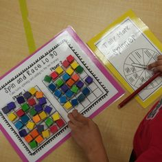 Making Math Fun in Kindergarten. Two math center ideas to work on number sense, addition, subtraction and others!