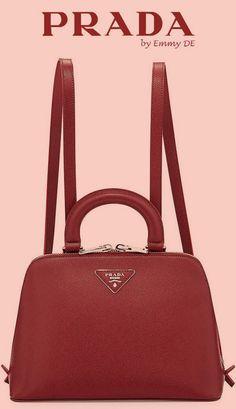 Prada Saffiano Lux Promenade Backpack Prada Saffiano 9b5f256a169b8