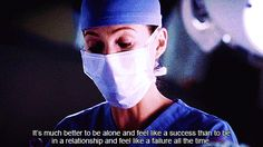words of Meredith Grey