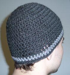 Handmade+Dark+Forrest+Hat+in+dark+gray+trimmed+in+one+by+SueStitch,+$19.99
