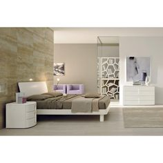 SMA Karisma - Made in Italy Contemporary Bed
