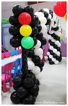 #colores #globos #ballonsdecoration