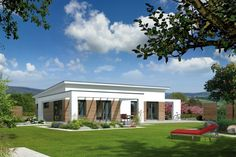 Captivating The Modern Bungalow For Comfortable Living And Comfort