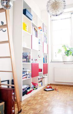 Fantastisch Ideen Für Kleine Kinderzimmer   Hell Und Luftig