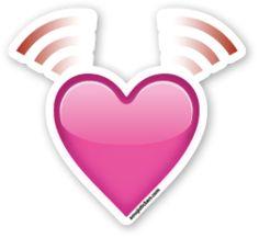 Beating Heart | Emoji Stickers