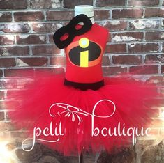 Incredibles Costume or Birthday Tutu set Violet any size available to Incredibles Costume Family, Incredibles Birthday Party, The Incredibles, Diy Superhero Costume, Cute Group Halloween Costumes, Party Themes For Boys, Birthday Party Themes, Birthday Ideas, Birthday Tutu