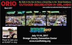 689eb106fd Outdoor Recreation In Orlando  ICAST 107 Days Away Sport Fishing