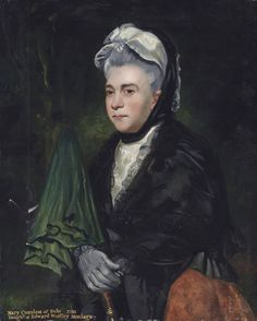 1780 Mary Stuart (1718-1794), Countess of Bute after Sir Joshua Reynolds