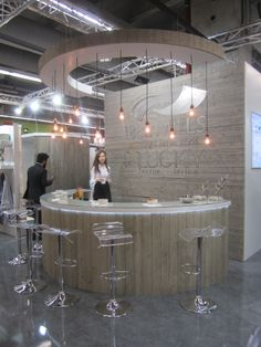 Exhibition Stand: Stand designed, built and installed for 1888 Mills at the Heimtextil 2014 show, in Frankfurt. www.ddex.co.uk
