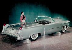 https://flic.kr/p/qoJsEE | 1953 Cadillac Le Mans Concept car