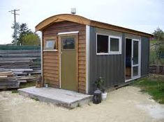 Garden cottage from a shipping container Sound Woodwork & Carpentry, Otago, N. Growing Plants, Growing Vegetables, Flowers For You, Colorful Flowers, Cottage Garden Plants, Cottage Gardens, Natural Stone Wall, Insect Hotel, Planting Plan