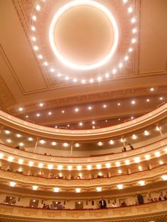 Carnegie Hall. Ahh I can't believe Kenny got asked to sing here.  :)