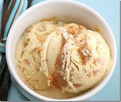 Brown Sugar Toffee Ice Cream